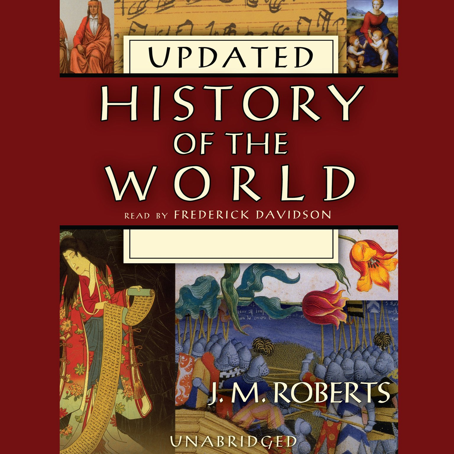 History of the World (Updated) by Blackstone Audio, Inc. (Image #1)