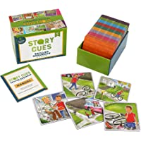 SkillEase Story Cues Skilled Sequence Cards an Educational Therapy Game for Storytelling, Social Skills and Critical…