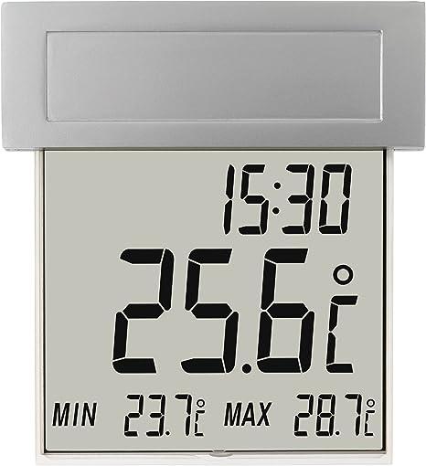 TFA 14.5000 Fensterthermometer silber//weiß FS-10NEUTR