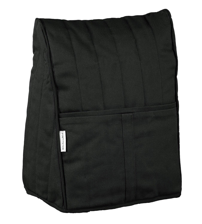 KitchenAid KMCC1OB Stand Mixer Cloth Cover - Onyx Black