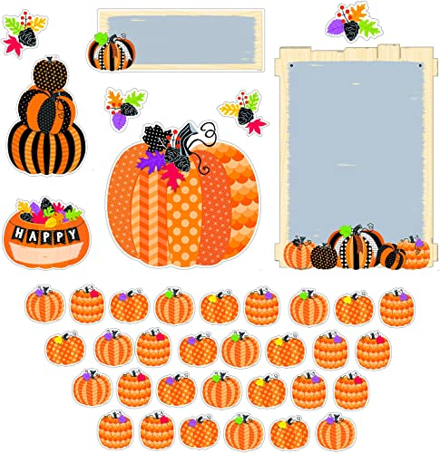 Creative Teaching Press Pumpkin Patch Bulletin Board 7070