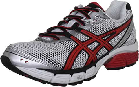 Asics Gel Pulse 4 M, Zapatillas para Hombre, White/Red/Metal ...