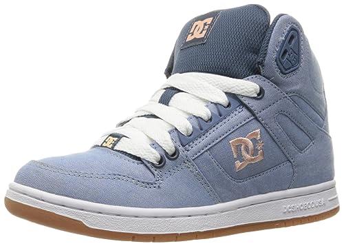 DC Damens's Rebound High Tx Tx Tx Se Skate Schuhe w Skateboarding    ... 2c9f2f