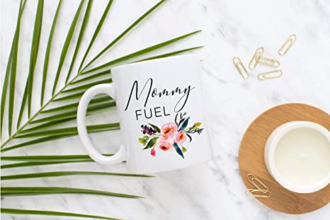 Amazon No9 Mommy Fuel Mug Gift For Mom Mothers Day New