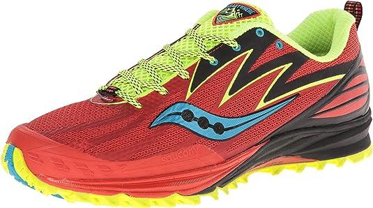 Saucony - Zapatillas de Running para Hombre, Color Naranja, Talla 48: Amazon.es: Zapatos y complementos