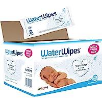 WaterWipes Toallitas para Pieles Sensible de Bebé, 12 paquetes x 60 toallitas (720 toallitas