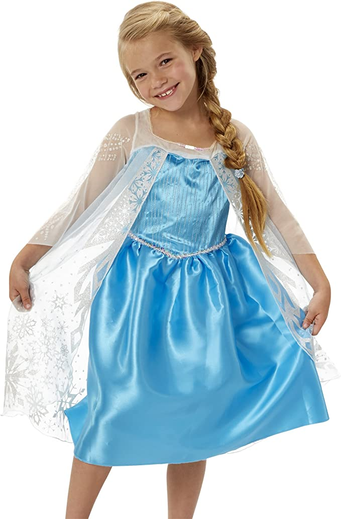 Frozen Disney Frozen Elsa New Blue Dress