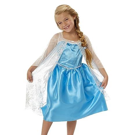 Frozen Disney 92503 Elsa Dress Blue  sc 1 st  Amazon.com & Amazon.com: Frozen Disney 92503 Elsa Dress Blue: Toys u0026 Games
