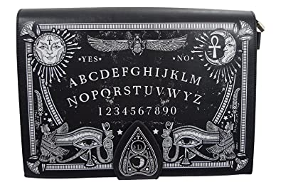 fa13a6cae46641 Restyle Gothic Black Magic Ouija Board & Planchette Ouija Board ...