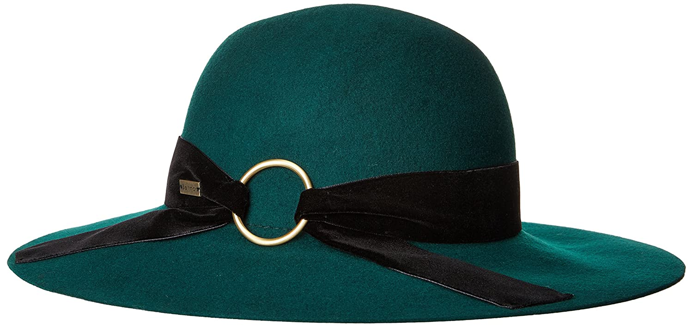 8a014ed0e Betmar Women's Wharton Floppy Brim Hat, Black, One Size at Amazon ...