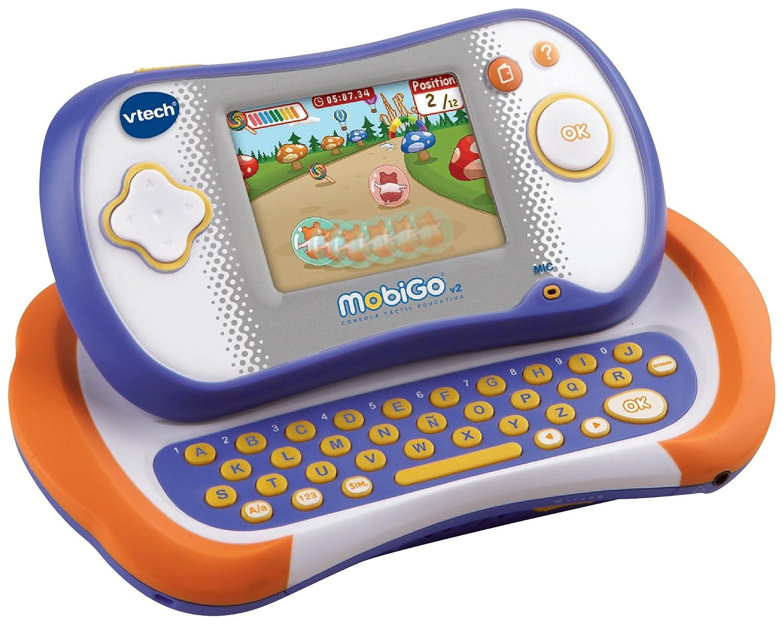 VTech Consola educativa MobiGo V color azul