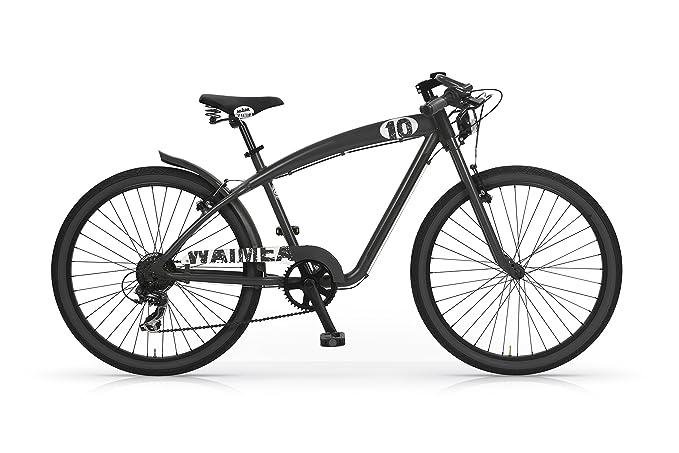 2 opinioni per Bicicletta MBM Waimea Cruiser sportiva da uomo telaio in lega di alluminio