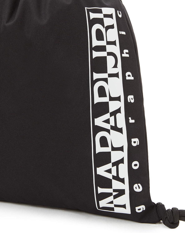 42 cm Napapijri HAPPY GYM SACK Sac /à dos loisir 18 liters Noir Black