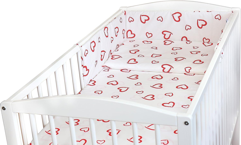 SAFARI GREEN BABY BEDDING SET 6PCS COT BED SIZE PILLOW DUVET COVER TERRY SHEET BUMPER 140x70CM
