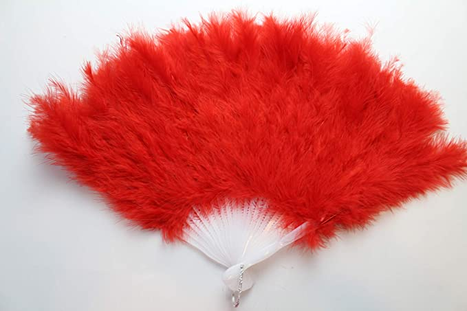 Suitable for Wedding Fancy Party Fluffy Craft Costume Decoration with Multi-Color Optional FGFGG Soft and Smooth Feather Boa Strips with 2M Long
