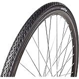 Goodyear - Neumático plegable con abalorio, 700c x 35, color negro