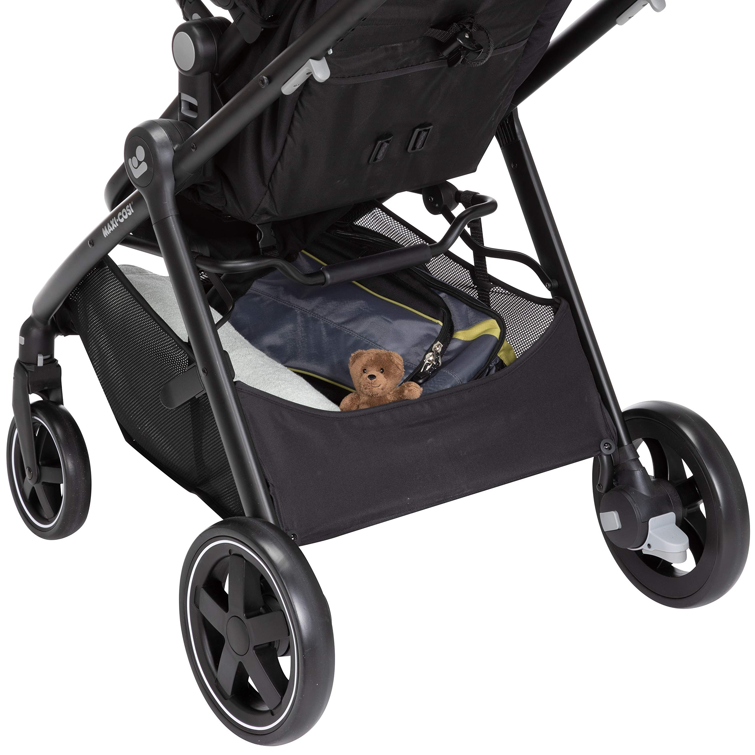 Maxi-Cosi Zelia Stroller, Night Black, One Size by Maxi-Cosi (Image #10)