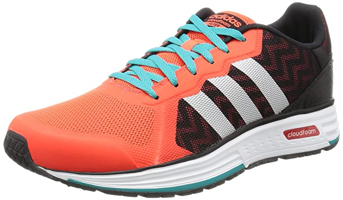 Chaussures Cblackmsilvesolred 39 Amazon Adidas Cloud Mousse Flyer Xqw4AdSPx