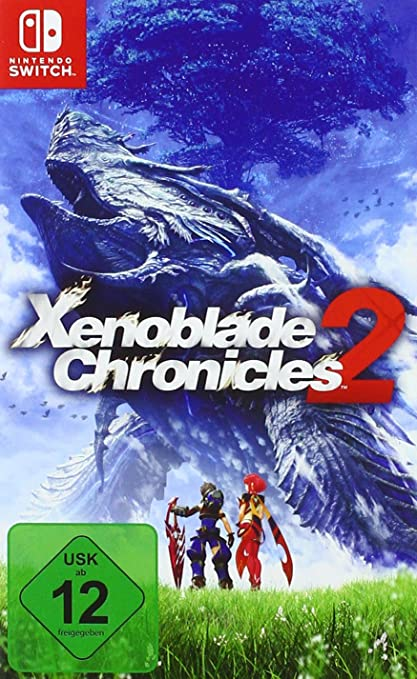 Nintendo Switch Xenoblade Chronicles 2: Amazon.es: Electrónica
