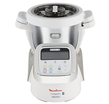5e34e6b4f5c556 Moulinex i-Companion - HF9001 Robot cuiseur connecté  Amazon.fr ...