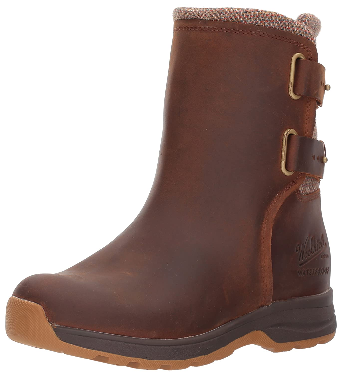 Woolrich Women's Koosa Winter Boot B01N4DCAW6 6.5 B(M) US|Ginger/Oxford