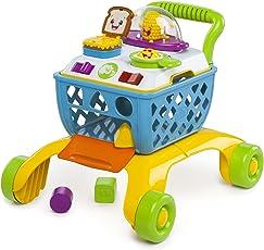Bright Starts Juguete Educativo y de Estimulación Temprana 4-In-1 Shop 'n Cook Walker