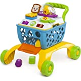 Bright Starts 4-in-1 Shop 'n Cook Walker, Multi (52130)
