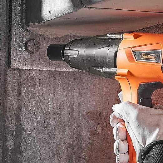 Pistola De Impacto 1/2 Llave-Atornillador Taladros Taladro ...