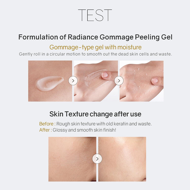 81F7QOl2eIL._SL1500_ amazon com a h c radiance gommage peeling gel, korean exfoliating