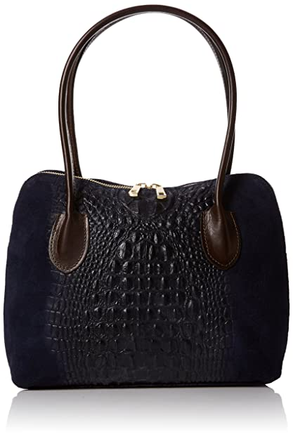 Womens Benissa Tote Blue (navy Leather) Lotus vtZKg