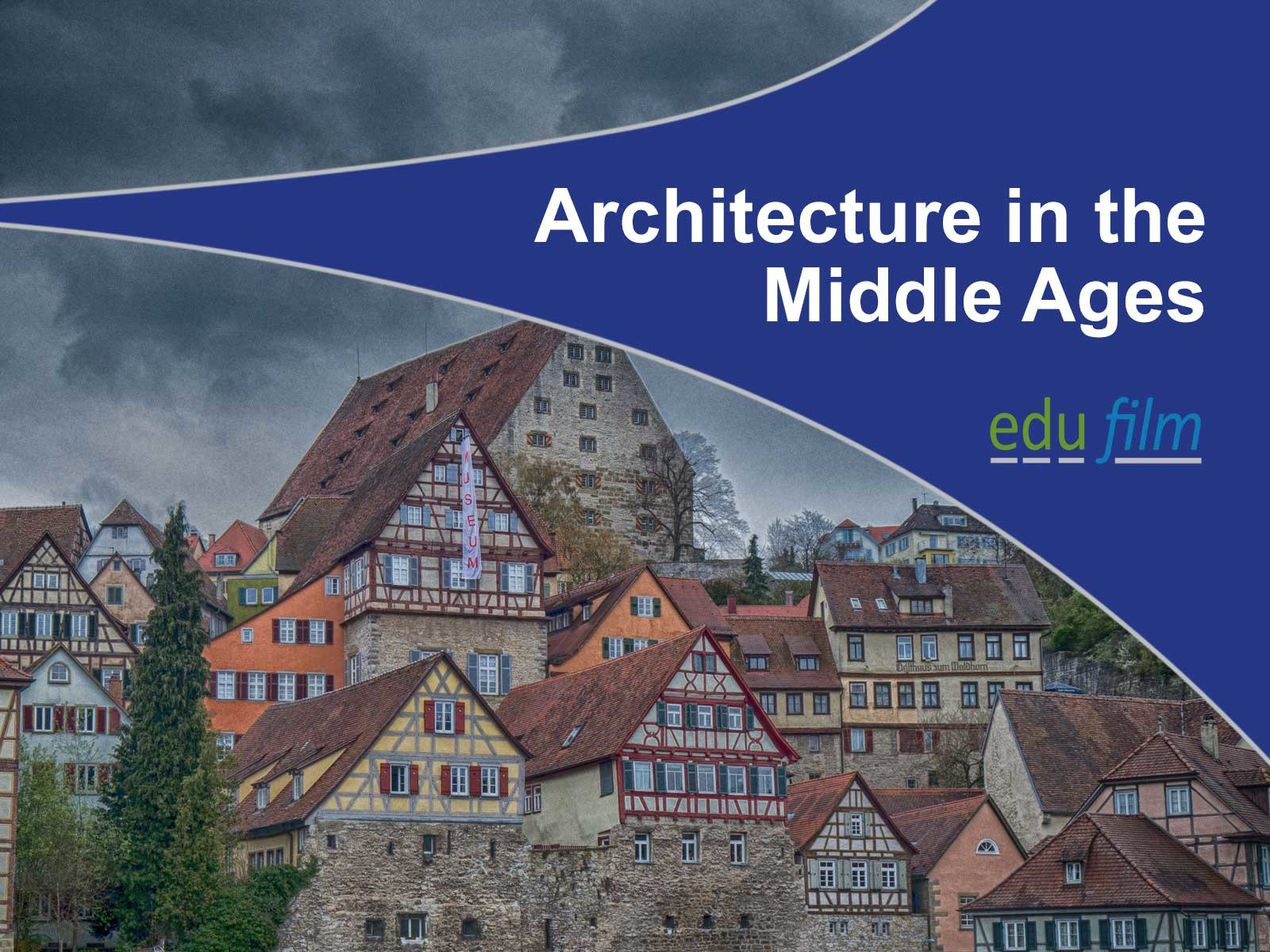 Architecture in the Middle Ages on Amazon Prime Video UK