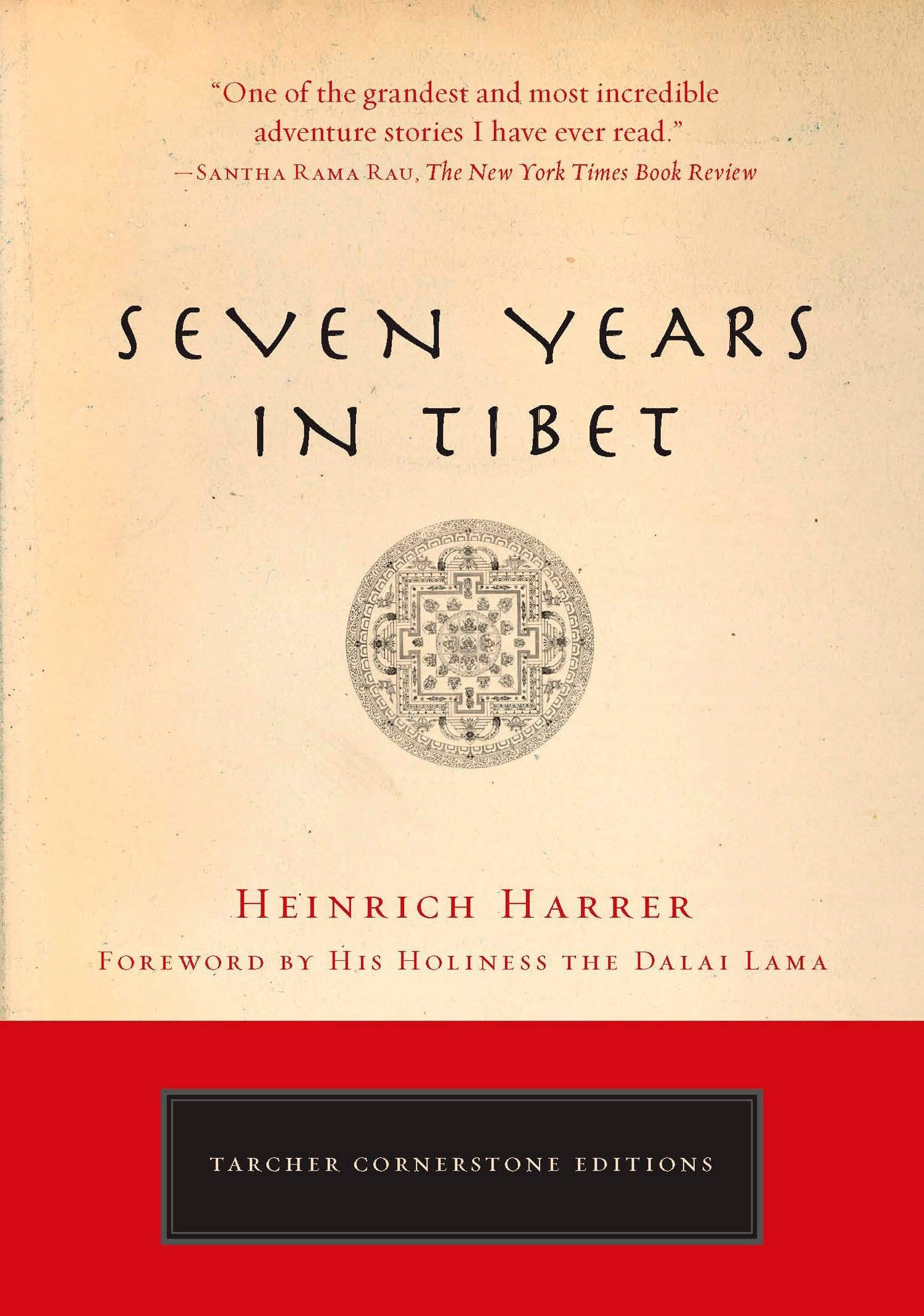 seven years in tibet cast