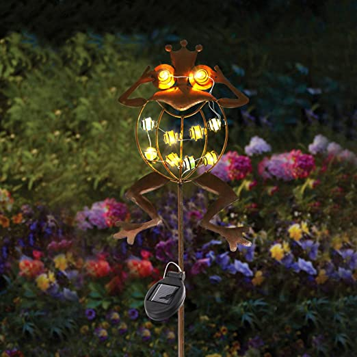 Frog LED Decorative Garden Lights