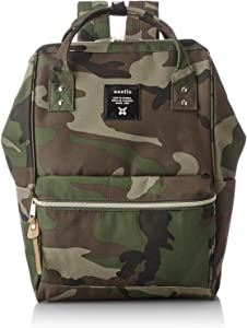 Anello Polyester Canvas Backpacks (Camouflage)