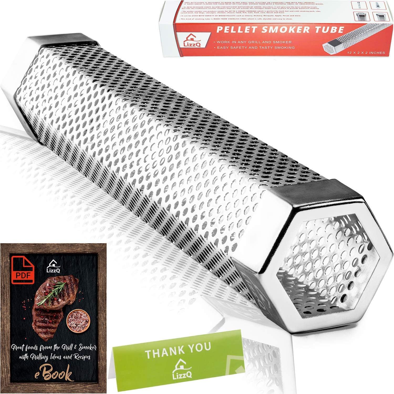 Lizzq Premium Pellet Smoker