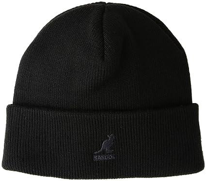 Kangol Men s Acrylic Pull-ON Beanie HAT 32672226aa64