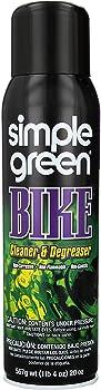Simple Green Bike Chain Cleaners