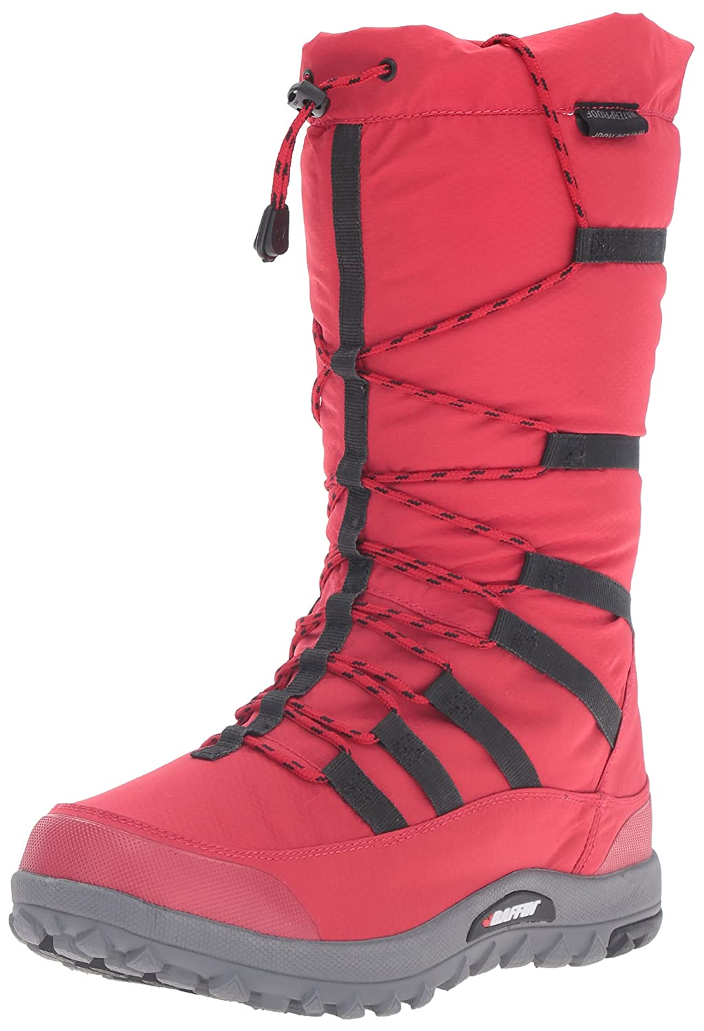 Baffin Women's Escalate Snow Boot B01BOWR7H6 10 B(M) US|Red
