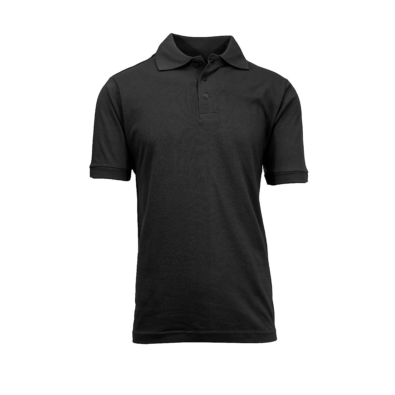 Galaxy By Harvic Mens Polo Pique Shirt At Amazon Mens Clothing Store
