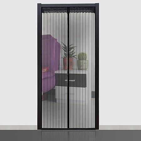 Ougee Magnetic Screen Door Mesh Curtain For Sliding Glass Door