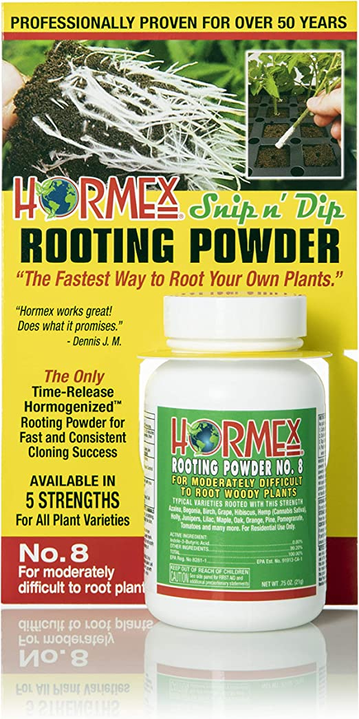 Hormex Rooting Hormone Powder