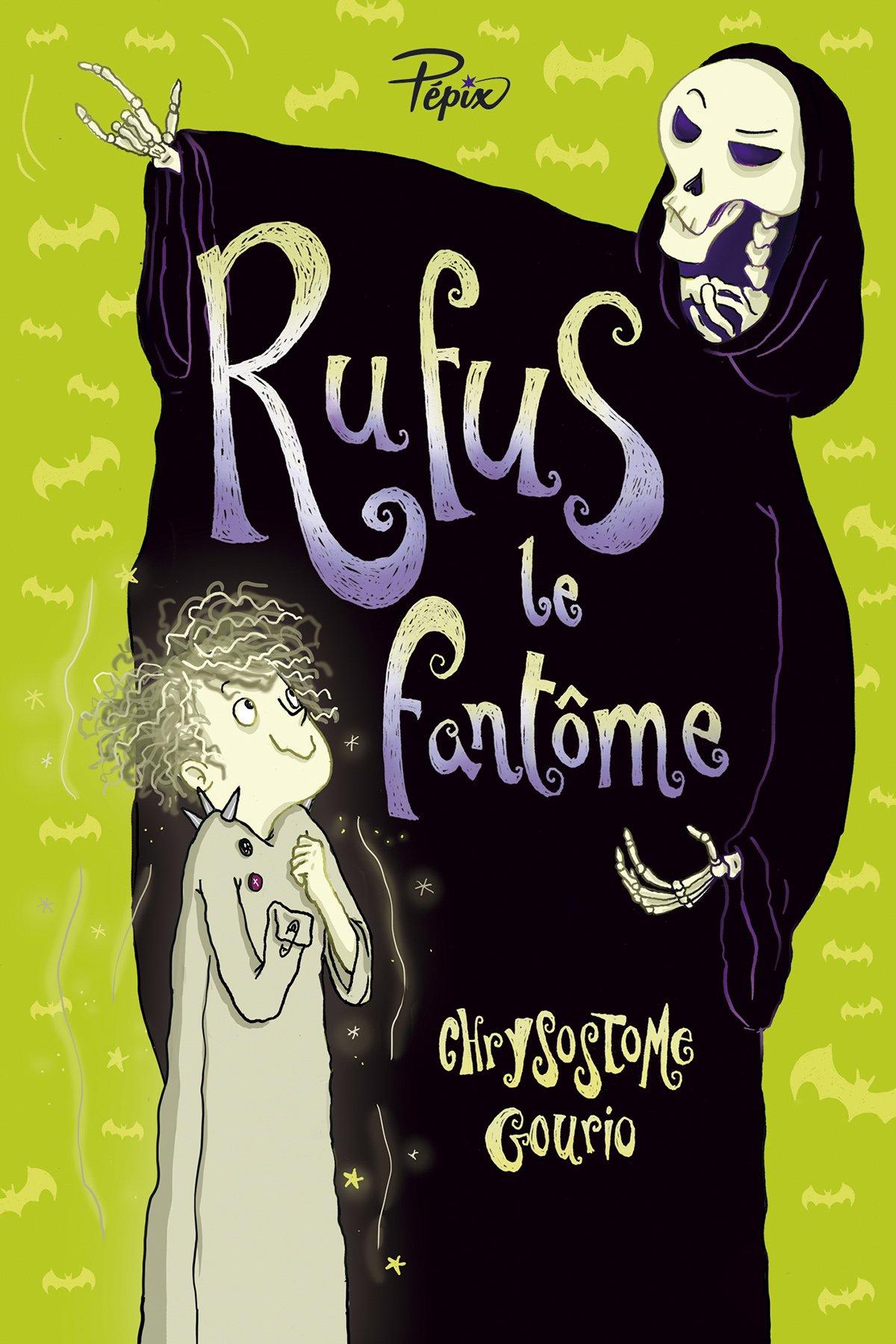 Amazon.fr - Rufus le fantôme - Ceulemans, Eglantine, Gourio, Chrysostome -  Livres