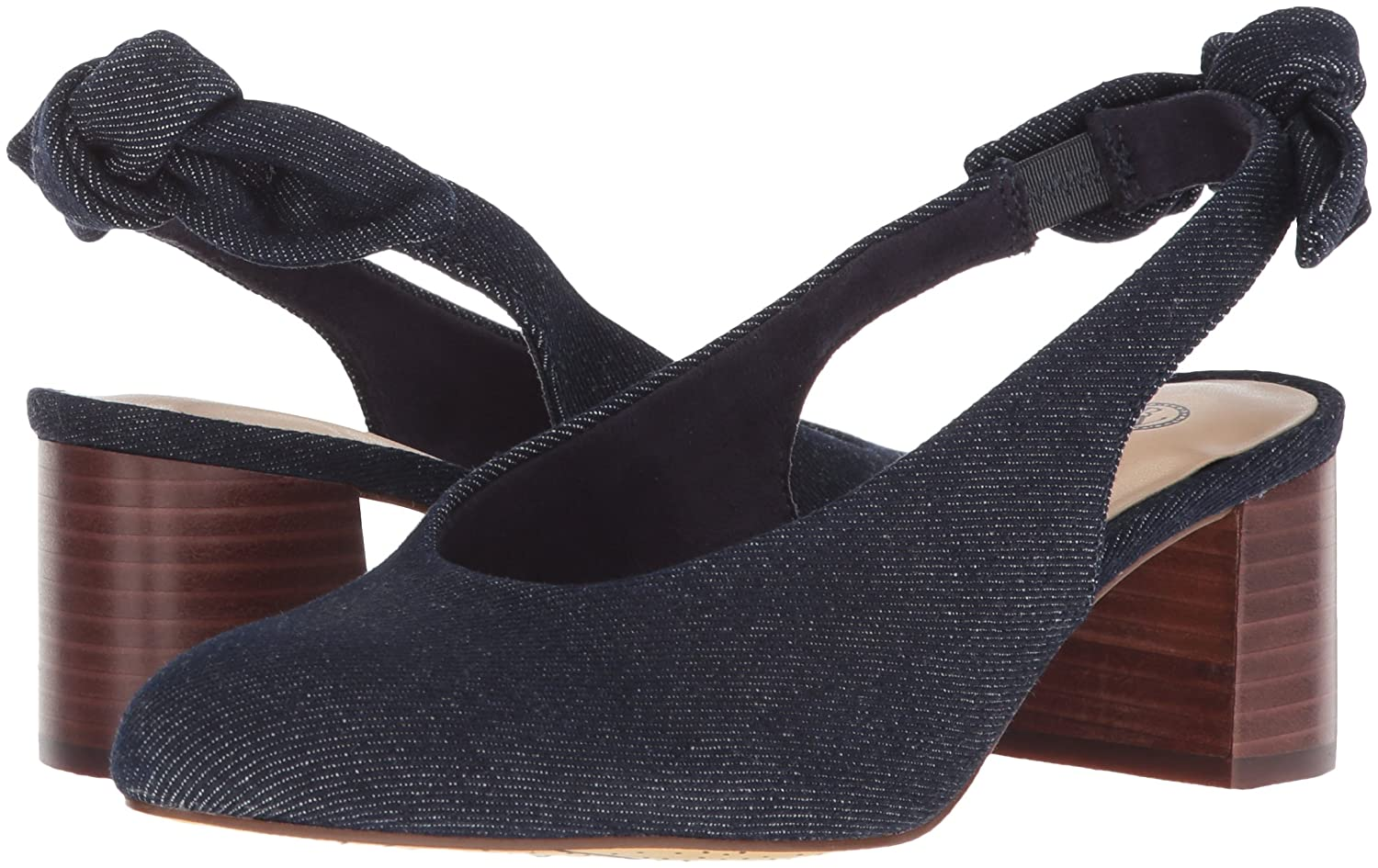 Bella Vita 7.5 Women's Joni Pump B076BVFCDC 7.5 Vita N US|Denim 5bcfc8