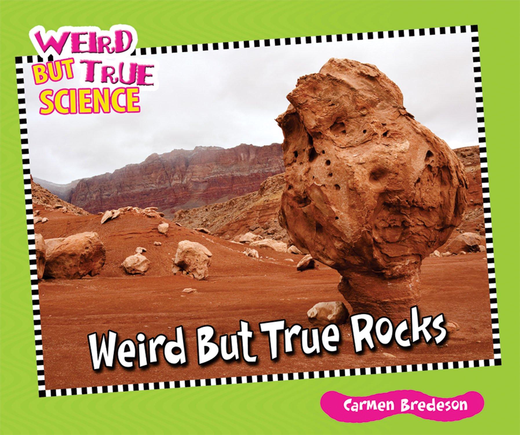 Weird But True Rocks (Weird But True Science) pdf epub