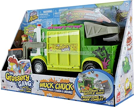 Grossery Gang Muck Chuck camion poubelle