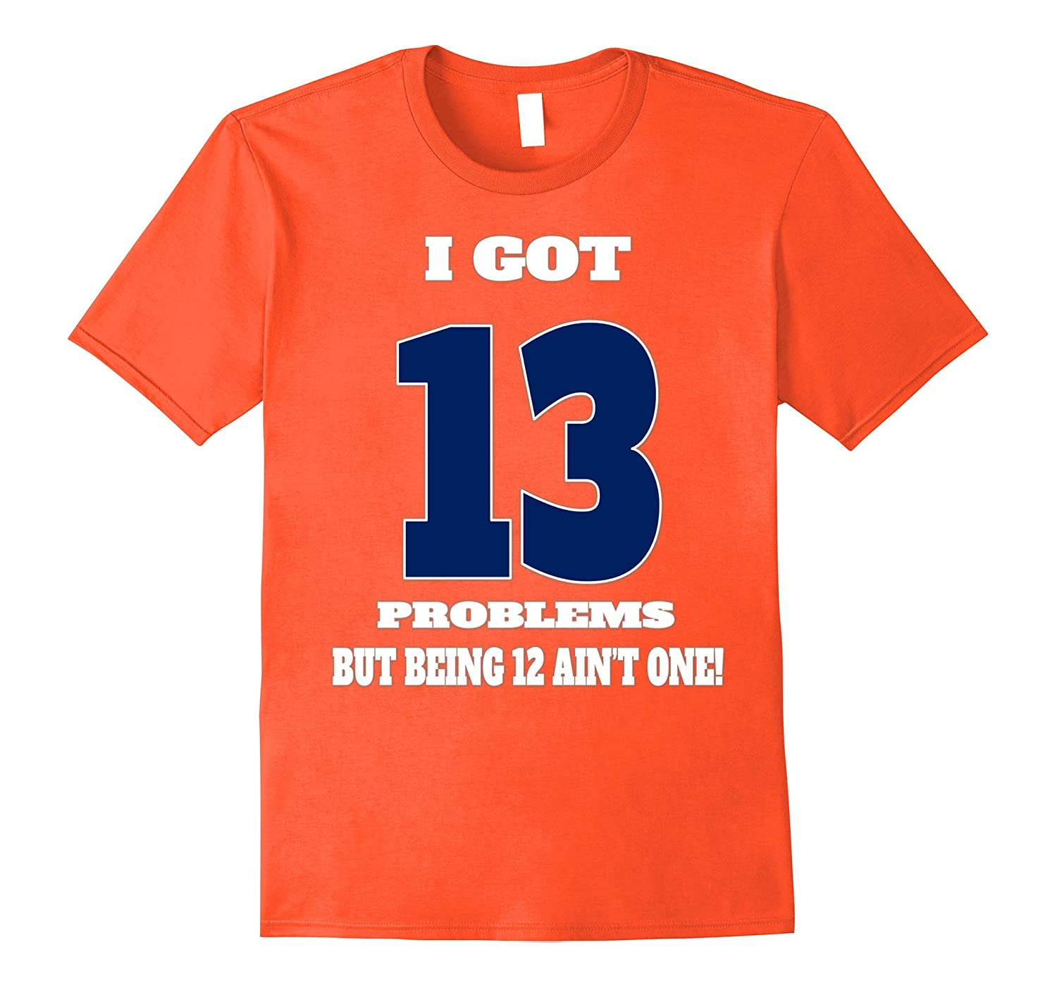 13th birthday funny tshirt for new teens girls and boys tee-PL