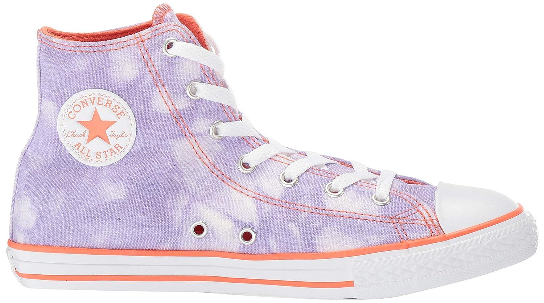 26a010231 Amazon.com | Converse Kids' Chuck Taylor All Star Tie-dye High Top Sneaker  | Sneakers