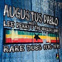 Meets Lee Perry The Wailers Band Rare Dubs 19701971