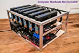 6 GPU Open Air Case for Crypto Currency Mining