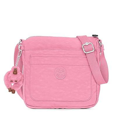 603be6e60e6 Kipling Sebastian Crossbody Bag One Size Pink Macaroons: Handbags:  Amazon.com
